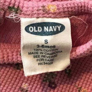Old Navy Dresses - 3-6 month Girls Old Navy Dress